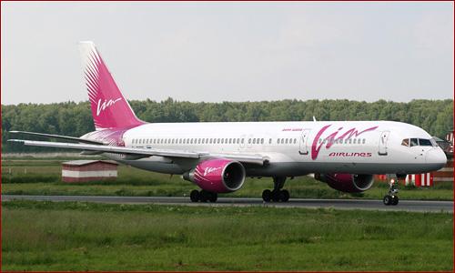 Boeing 757-200 - самый распространённый вариант семейства Boeing 757.  Предыдущее.  Следующее.